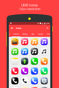 Candy - icon pack v1.2.1