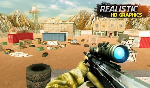 Army Counter Terrorist Attack Sniper Shoot Fire V2 10