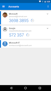 Microsoft Authenticator- screenshot thumbnail