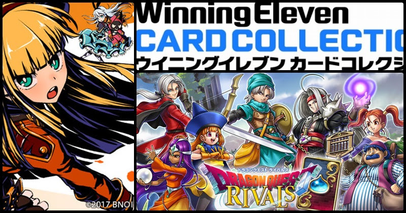 [AppGame NewRelease] แอพเกมฝั่งญี่ปุ่นออกใหม่ต้นเดือนพฤศจิกายน!