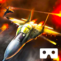 VR Jet Fighter Simulation icon
