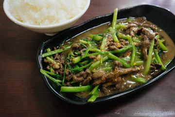 南港炒牛肉店