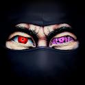 Be A Ninja With Sharingan Eye Editor icon