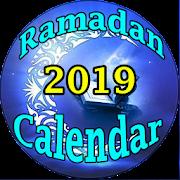 Ramadan Calendar 2019