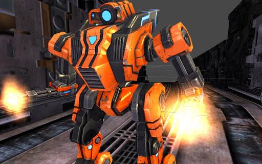 Iron Drones Dash 3D