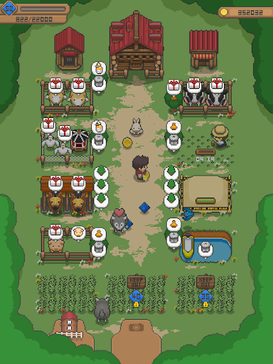 Tiny Pixel Farm - Ranch Farm Management Spiel screenshot 9