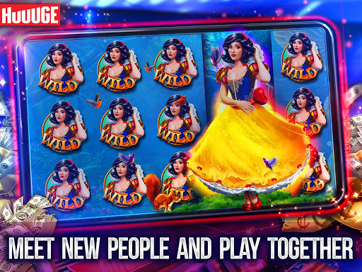 Slots - Huuuge Casino: Free Slot Machines Games screenshot 5