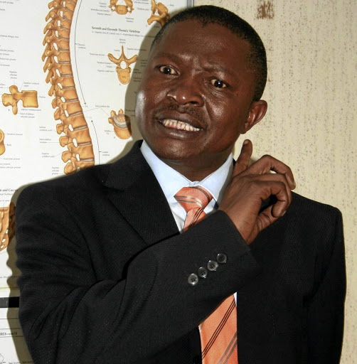 Deputy President David Mabuza's accuser faces fraud, robbery charges