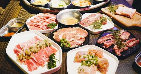 Bungy Jump笨豬跳韓式烤肉(京華城店),享受燒肉誘人的香氣與飽足感。韓式汽油燒肉聚餐首選、專人代烤!