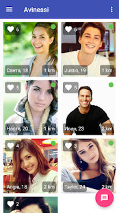 Avinessi ❤ Chat, Hookup, Dating, Find Girls & Guys- screenshot thumbnail