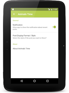 Animals Time: Encyclopedia- screenshot thumbnail