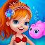 لعبة تلبيس حورية البحر icon