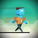 Cloud Line Runner (Stick Hero) icon
