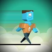 Cloud Line Runner (Stick Hero)