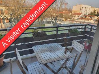 Appartement 3 pièces 61,05 m2