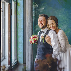 Wedding photographer Aleksandr Byrka (Alexphotos). Photo of 01.07.2018