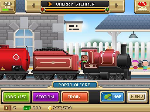 Pocket Trains: Tiny Transport Rail Simulator 1.3.9 screenshots 6
