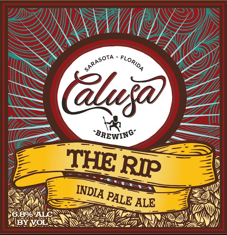 Logo of Calusa The Rip