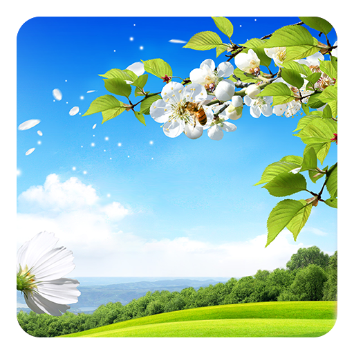 Spring Live Wallpaper Apps On Google Play