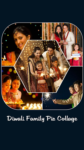 Photo Collage for Diwali