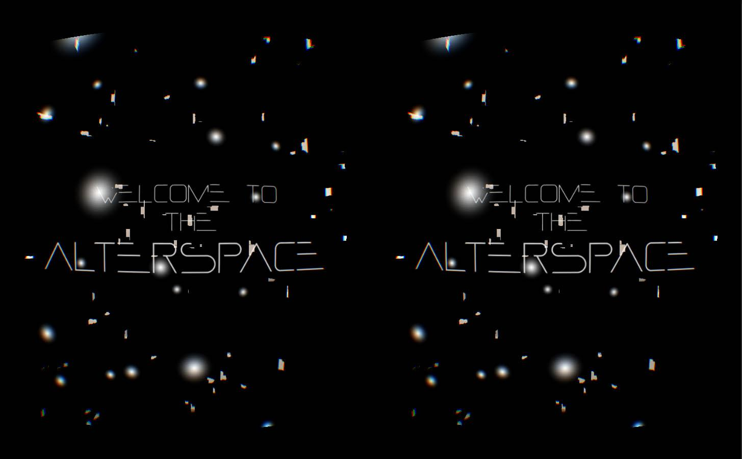 AlterSpace VR- screenshot