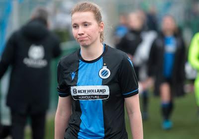 Le Club de Bruges propose 45 exercices individuels à ses jeunes joueuses