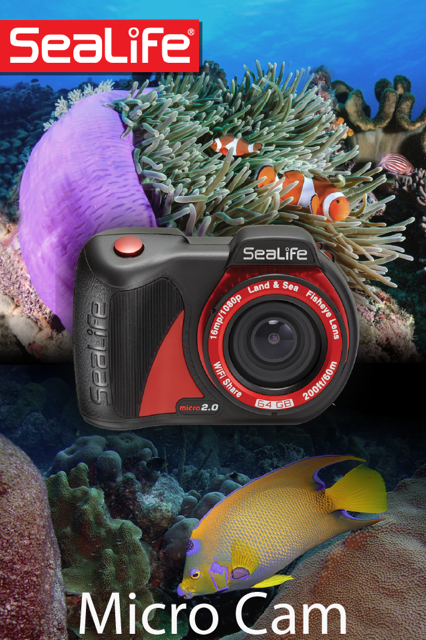 SeaLife Micro Cam- screenshot