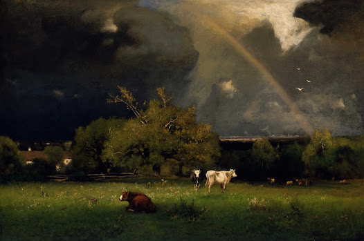 The Rainbow - Inness, George - Google Cultural Institute