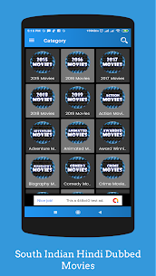 South Indian Hindi Dubbed Movies App Download For Android 3