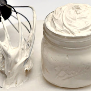 Homemade Cream Cheese Frosting.