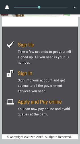 NTSA Mobile Application - E - Citizen APK | APKPure ai