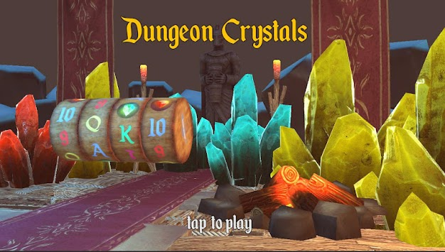 Dungeon Crystals apk screenshot