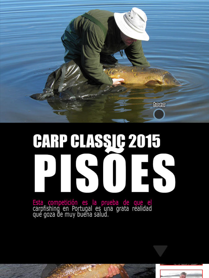 CarpMAG 11- screenshot