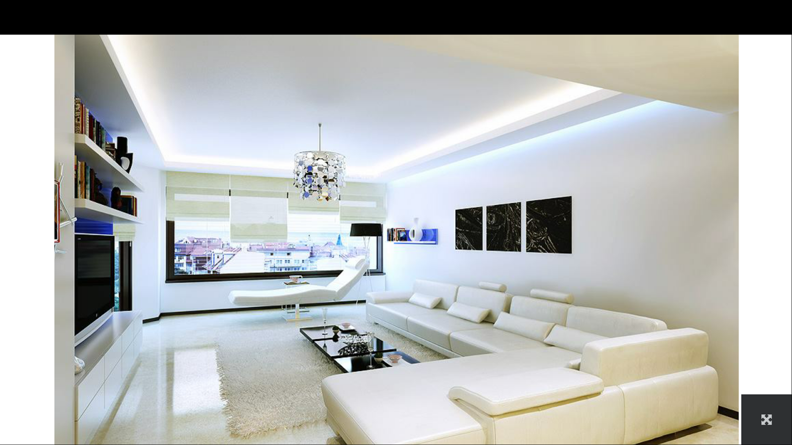Beautiful living rooms android apps on google play for 2010 modern living room designs