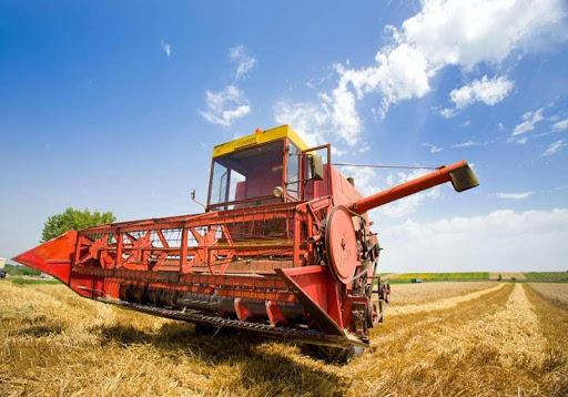 農業用トラクターのパズル