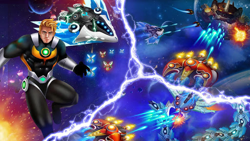 Space shooter - Galaxy attack - Galaxy shooter 1.431 screenshots 23
