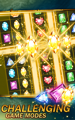 Jewels Diamond Match- screenshot thumbnail