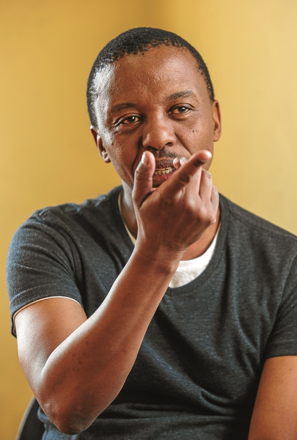 Makhaola Siyanda Ndebele. New artistic manager for three Johannesburg theatres. Picture: SUPPLIED