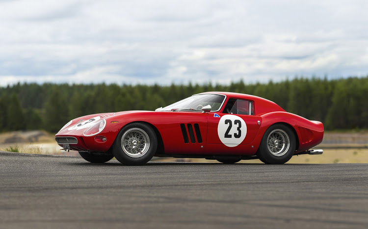 At the 2018 Pebble Beach auction, a 1962 Ferrari 250 GTO sold for US$48.4 million.