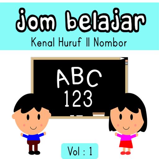 Jom Belajar Abc Dan 123