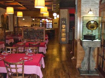 Restaurante Cambalache Santiago