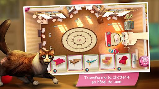 Code Triche CatHotel - Ma chatterie APK MOD screenshots 4