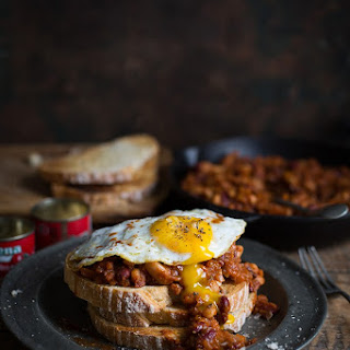 Home Made Baked Beans with Chipotle Recipe