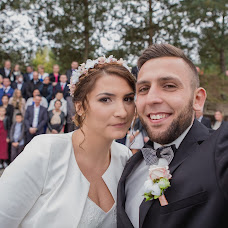 Wedding photographer Michał Dudziński (MichalDudzinski). Photo of 03.01.2017