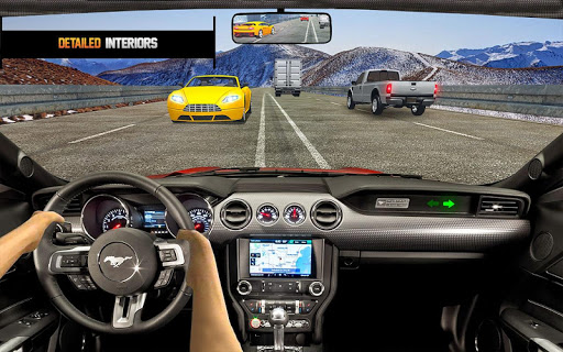 Endless Drive Car Racing: Best Free Games 1.0 screenshots 3