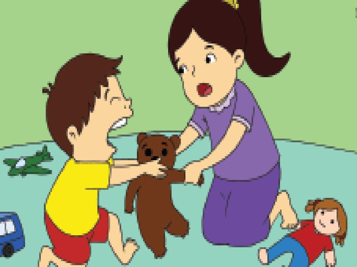 Gambar Kartun Anak Tidak Rukun Top Gambar