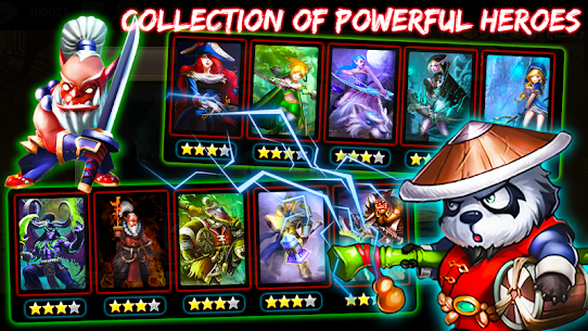 Defender Heroes MOD (Free Shopping) 2