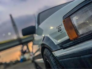 カローラレビン AE86 GT-APEXのカスタム事例画像 オヤジJr.【OYAGE Jr.】さんの2020年12月17日19:55の投稿