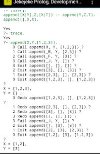 Jejejeke Prolog Development - náhled