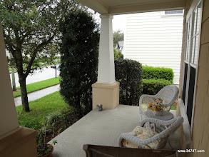 Photo: Bungalow Porch, East Village, Celebration, FL 34747